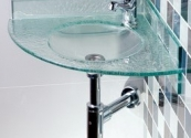 RECESSED GLASS VANITIES